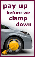 Link to information on the pay up before we clamp down campaign